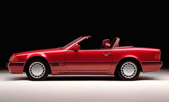 Mercedes-Benz 300SL R129 Series