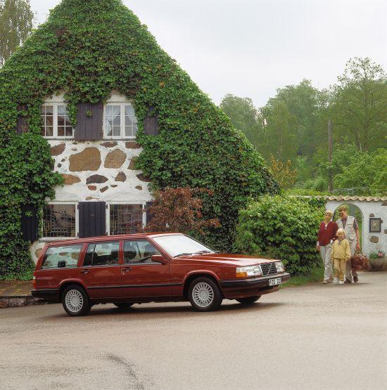 Volvo 940
