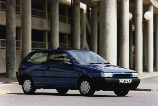 Fiat Tipo 3-door