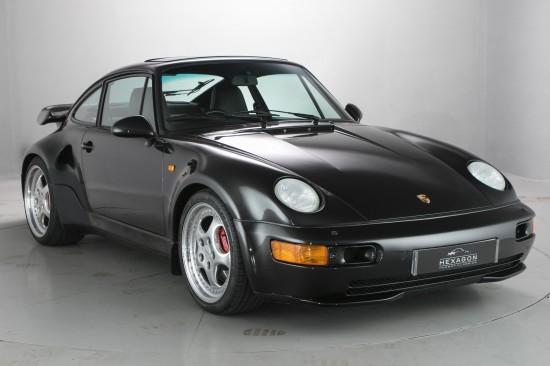 Porsche 964 Turbo Flatstone