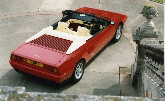 1994 ferrari mondial t cabriolet picture 39604. Black Bedroom Furniture Sets. Home Design Ideas