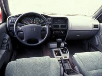 1995 Honda Passport Interior