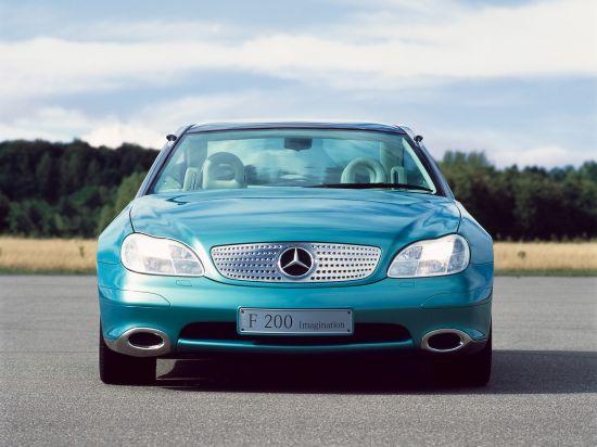 Mercedes-Benz F 200 Concept