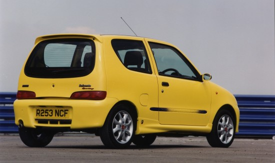 fiat seicento sporting with abarth sport kit picture 39898. Black Bedroom Furniture Sets. Home Design Ideas