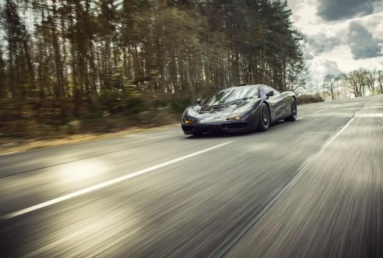 McLaren F1 Concours Condition by MSO