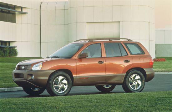 Hyundai Santa Fe Concept