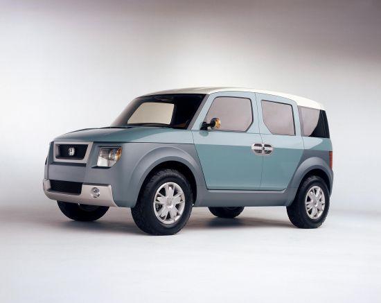 Honda Model X Concept