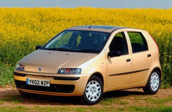 Fiat Punto Dynamic
