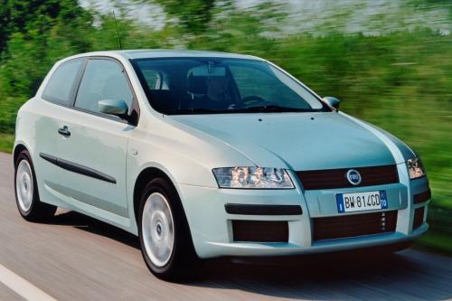 Fiat Stilo 3 Door 2002 Hd Pictures Automobilesreview