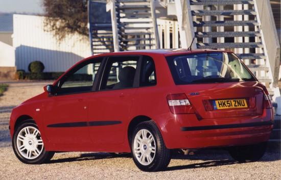 Fiat Stilo 5 door