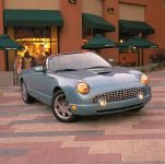 2002 Ford Thunderbird, 15 of 47