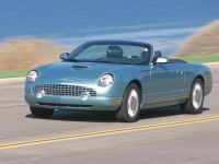 2002 Ford Thunderbird, 4 of 47