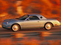 2002 Ford Thunderbird, 44 of 47
