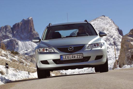 Mazda 6 AWD