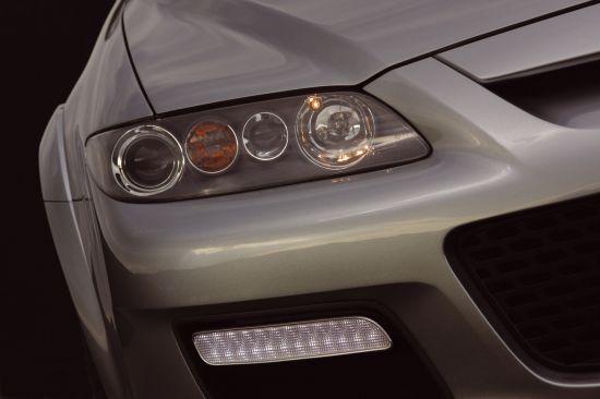 2002 Mazda 6 Mps Concept Picture 96936