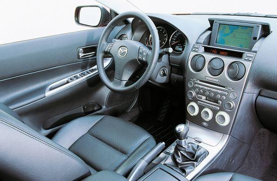 Mazda 6 Sedan