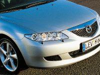2002 Mazda 6 Sedan