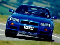 2002 Nissan Skyline GT-R R34, 2 of 15