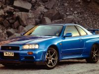2002 Nissan Skyline GT-R R34, 4 of 15