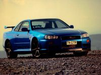 2002 Nissan Skyline GT-R R34, 5 of 15