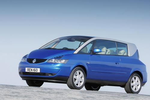 Renault Avantime - 10-летний юбилей