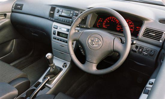 Toyota Corolla T Sport