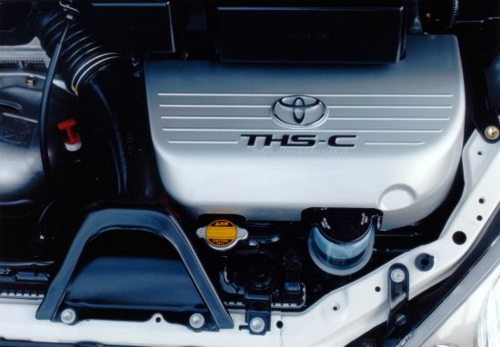Toyota Estima Previa THS-C