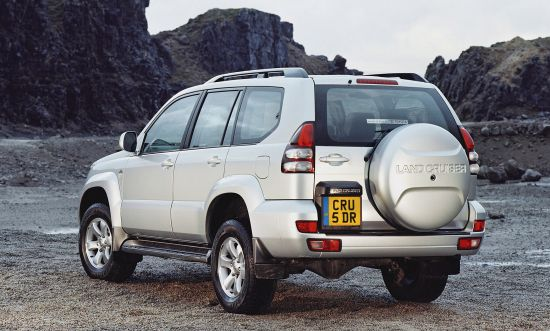 Toyota Land Cruiser 5-door