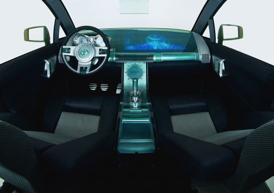Toyota UUV Concept