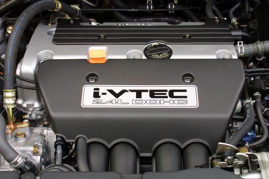 2003 Honda Cr V Picture 107718