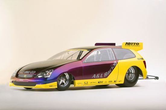2003 Honda Pro Drag Civic Si Concept Picture 108236