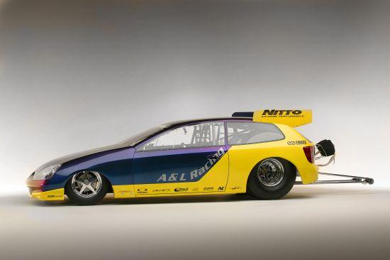 Honda Pro Drag Civic Si Concept