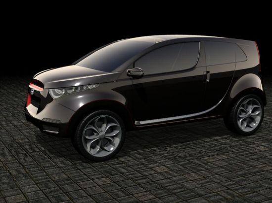 Hyundai Neos-2 Concept