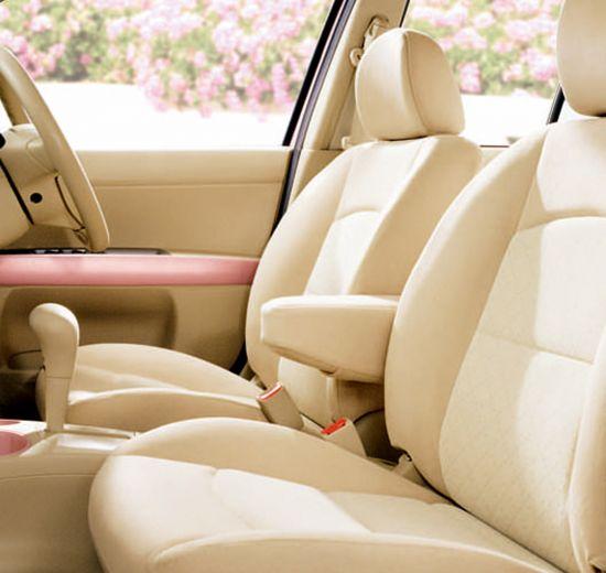 Mazda Demio Stardust Pink Limited Edition