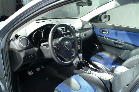Mazda MX Sportif Concept