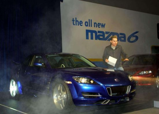 Mazda RX8 XMen