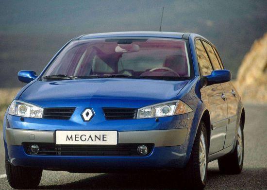 Renault Megane II Hatch