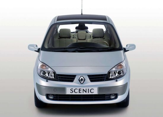 2003 renault scenic ii picture 93178. Black Bedroom Furniture Sets. Home Design Ideas