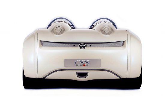 Toyota Concept CS+S