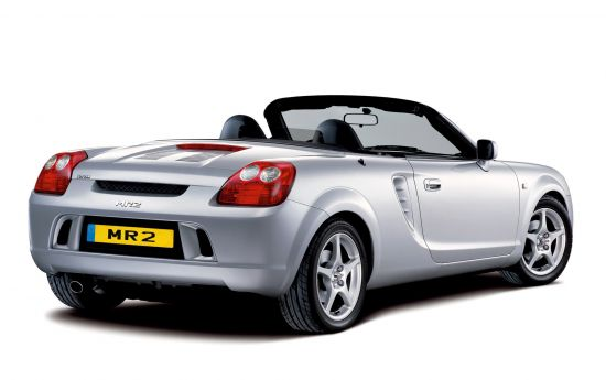 Toyota MR2 Roadster