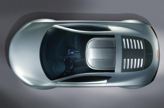 Audi RSQ sport coupe concept