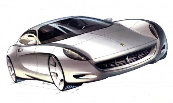 Ferrari 2+2