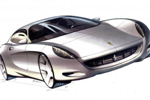 Ferrari 2+2 (2004) - picture 1 of 6