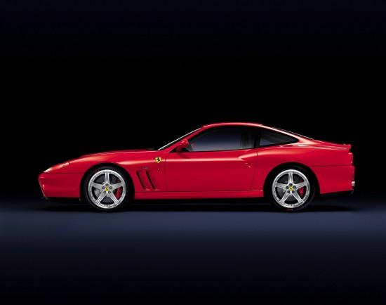 Ferrari 575M with Handling GTC pack