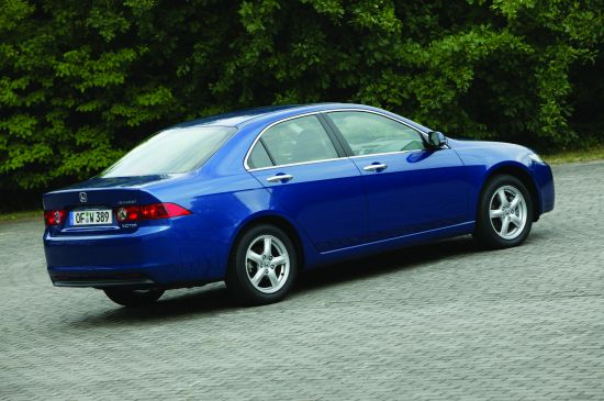 Honda Accord iCTDi European Version