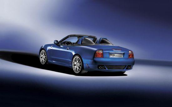 Maserati Spyder 90th Anniversary