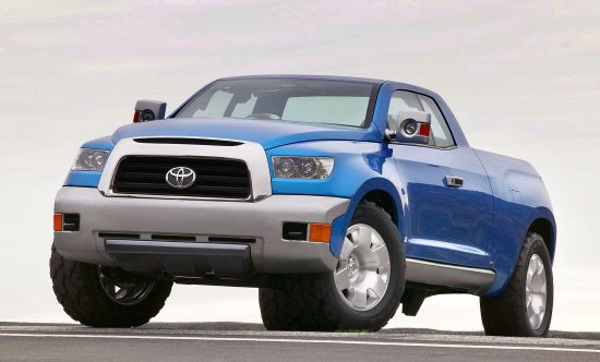 Toyota FTX pickup concept