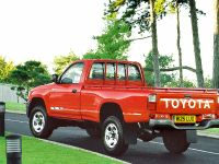 2004 Toyota Hilux Single Cab