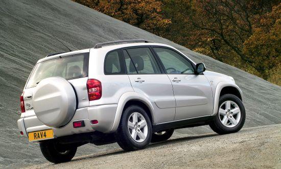 Toyota RAV4 D-4D