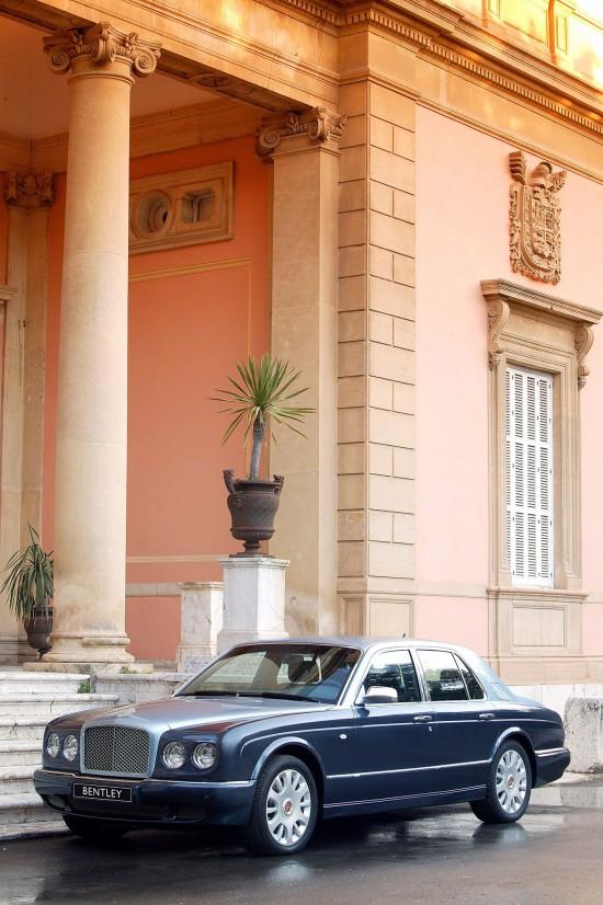 Bentley Arnage R